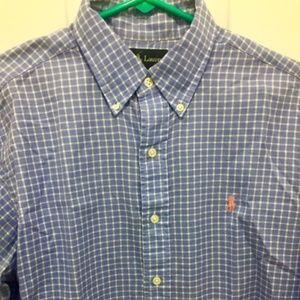 Polo Ralph Lauren Classic Button Down Shirt